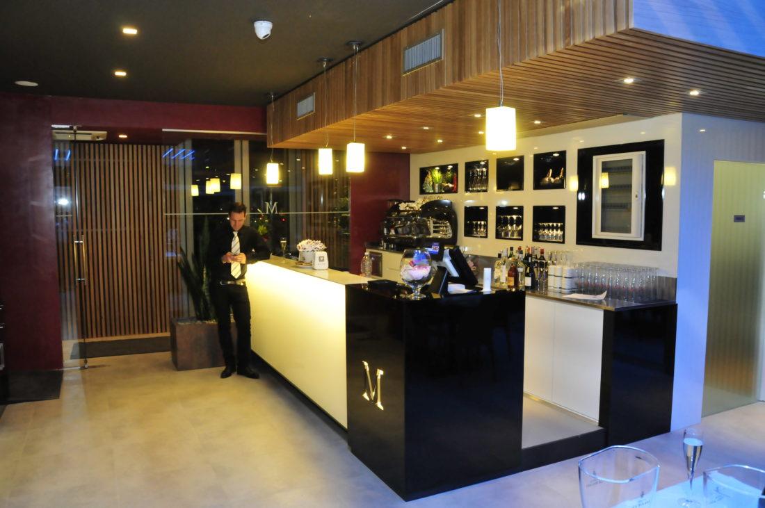 Progettazione di interni del ristorante Koreano nella città di Ferrara